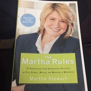 Other - TheMartha Stewart Rules-EUC